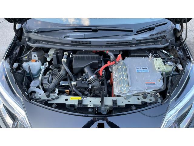 エンジンルーム清掃済みです! オイル漏れや異音も無く、快調です!