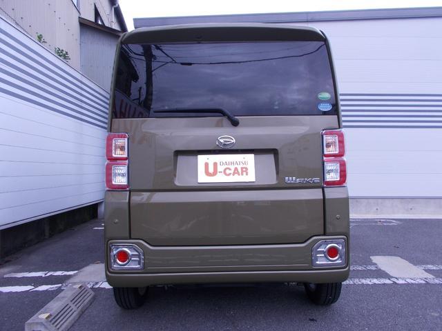 「ダイハツ」「ウェイク」「コンパクトカー」「奈良県」の中古車3