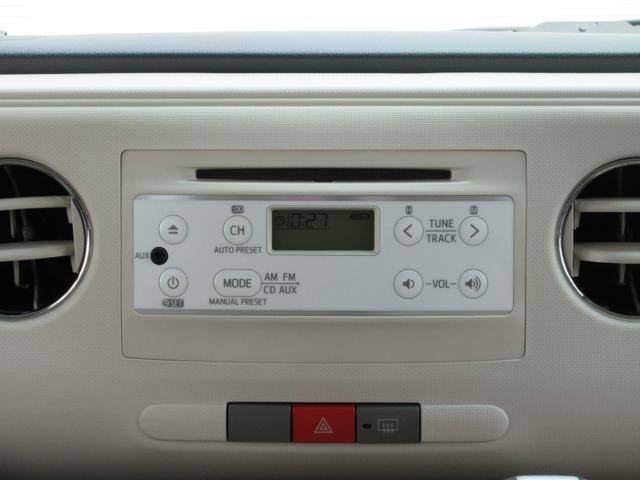 ココアプラスX CDオーディオ アイドリングストップ オートエアコン(4枚目)
