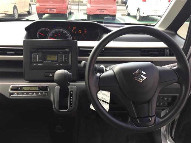 スズキ ワゴンR HYBRID FX セーフティP 届出済未使用車