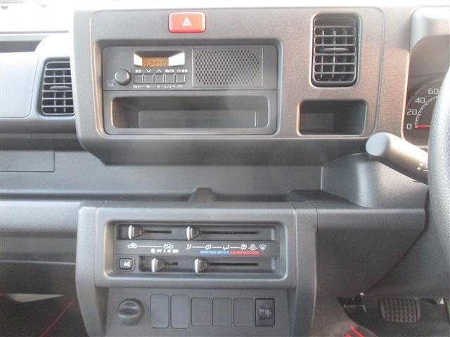 ダイハツ ハイゼットトラック スタンダード 4AT 届出済未使用車