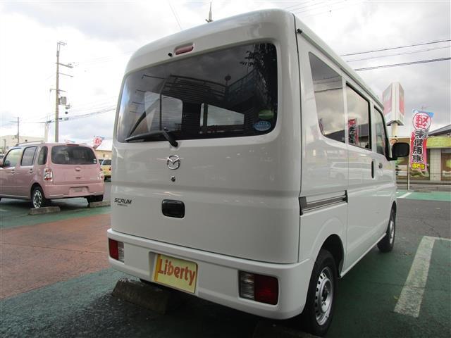 マツダ スクラム PCスペシャル ハイルーフ 4AT 届出済未使用車