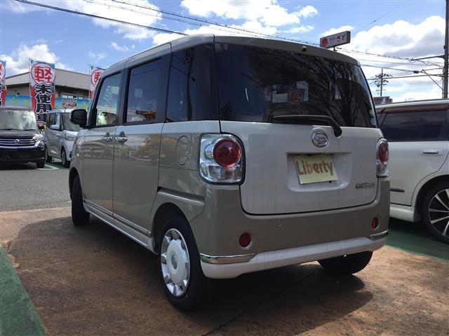 「ダイハツ」「ムーヴキャンバス」「コンパクトカー」「滋賀県」の中古車13