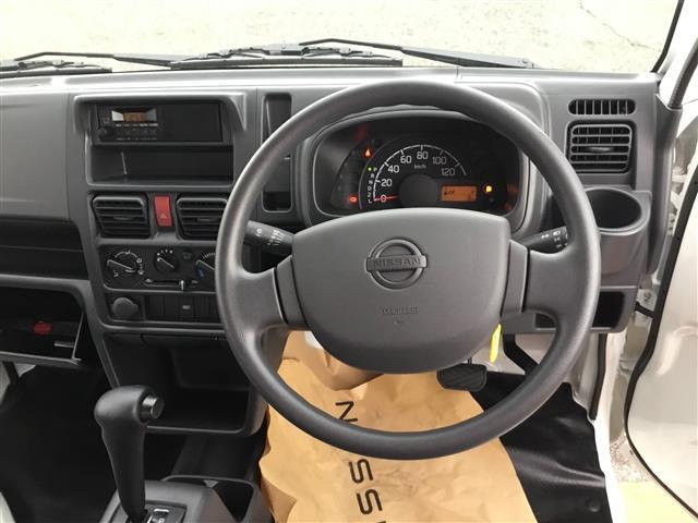 DX 3AT パートタイム4WD AC PS WエアB(7枚目)