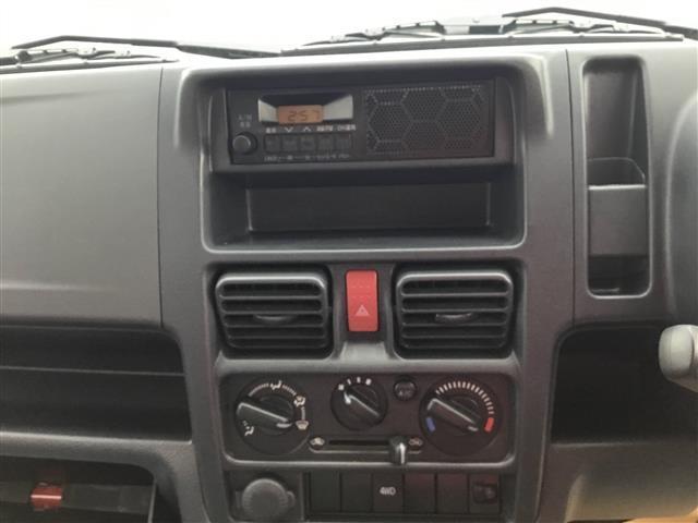 DX 3AT パートタイム4WD AC PS WエアB(10枚目)