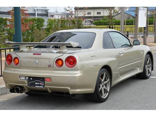 GT-R Mスペック ワンオーナー車輌 メンテナンス記録有り(9枚目)