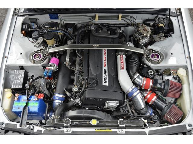GT-R VスペックII エンジンOH済み 540PS(18枚目)