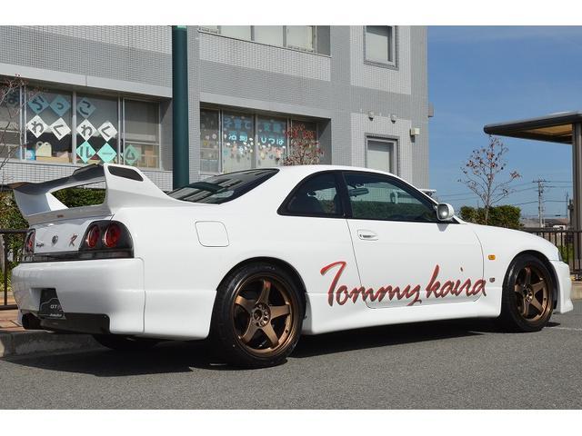 日産 スカイライン GT-R トミーカイラコンプリートカー 34台生産車輌