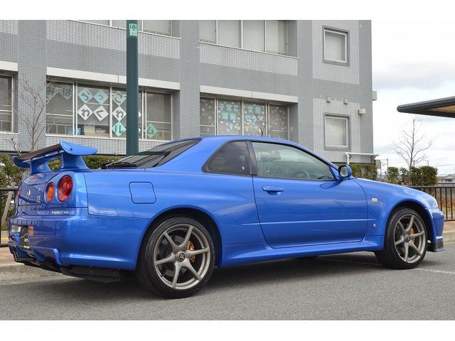 GT-R VスペックII ニュル フルノーマル ワンオーナー(2枚目)