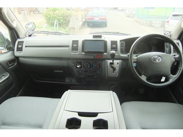 トヨタ レジアスエースバン ロングDX GLパッケージ3.0DTタイベル交換渡