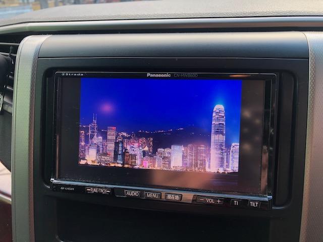 350S両側PスライドHDDナビBカメラ車高調20AW(15枚目)