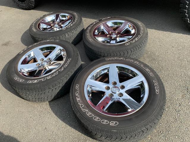 ララミーSLTスポーツ 4WD切替式 新車並行 実走行証明書(30枚目)