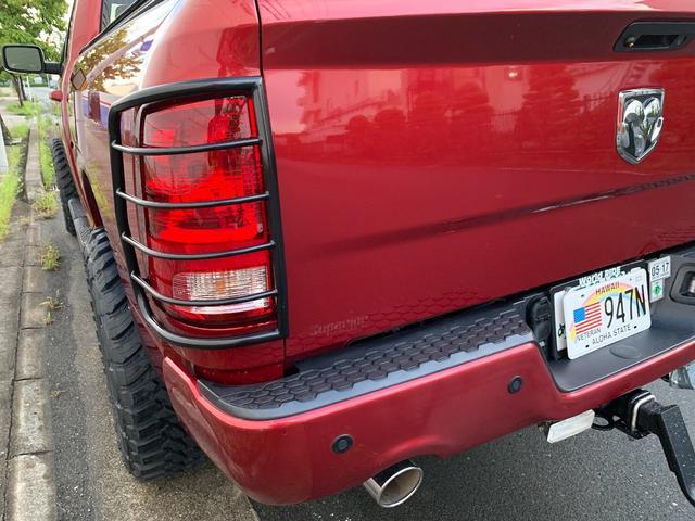 ララミーSLTスポーツ 4WD切替式 新車並行 実走行証明書(36枚目)
