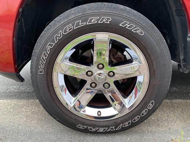 ララミーSLTスポーツ 4WD切替式 新車並行 実走行証明書(41枚目)