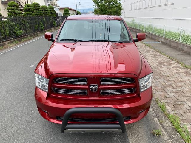 ララミーSLTスポーツ 4WD切替式 新車並行 実走行証明書(58枚目)