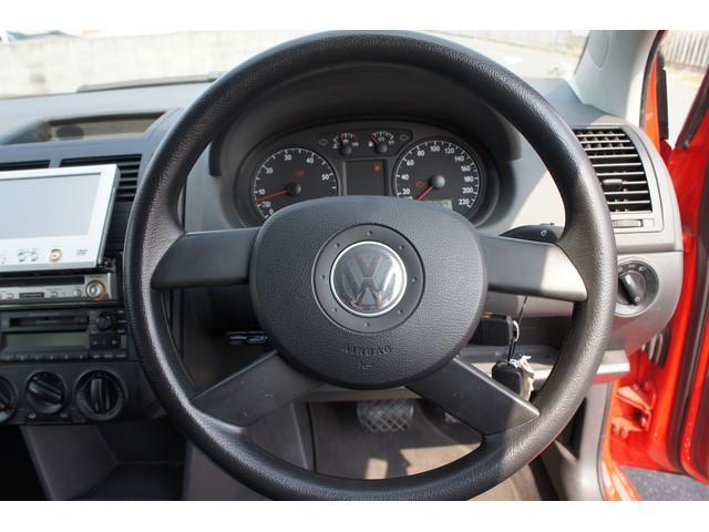 フォルクスワーゲン VW ポロ 5ドア1.4 キーレス ETC DVDナビ