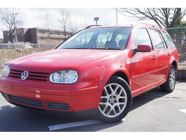 フォルクスワーゲン VW ゴルフワゴン ワゴンGLi アルミ ETC オートエアコン