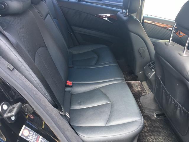 メルセデス・ベンツ M・ベンツ E240ステーションワゴン 社外19AW ローダウン ETC