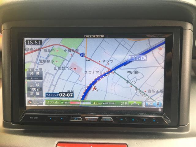 アブソルート 社外20AW TEIN車高調 HDDナビTV(9枚目)