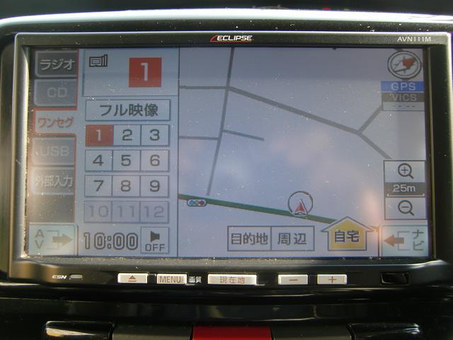 ダイハツ タント カスタムX 電動スライド ナビ 地デジTV ETC キーフリ