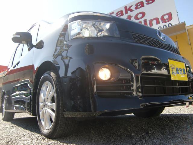トヨタ ヴォクシー ZS後期型 サンルーフ 両側電動 地デジフルセグHDDナビ