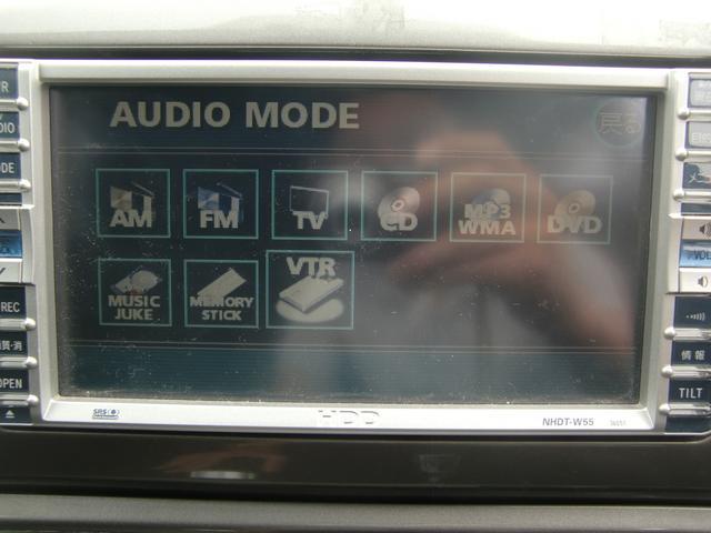 録音可能な純正HDDナビ付き♪オプションで社外新品ナビ交換も可能です☆ぜひお気軽にご相談下さい♪