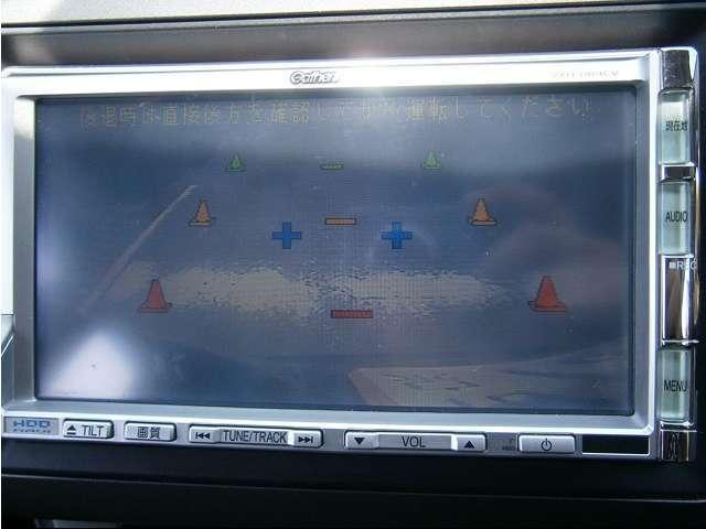 ホンダ ストリーム X スタイリッシュパッケージ HDDナビ 地デジ