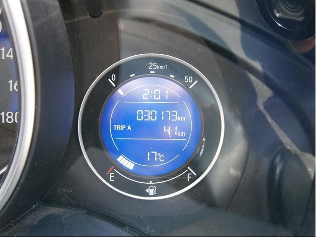 ホンダ フィット 13G 純正CD AUX入力