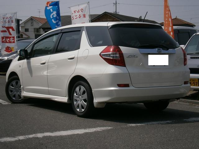 ホンダ フィットシャトル 15X 純正ナビTV バックカメラ ETC