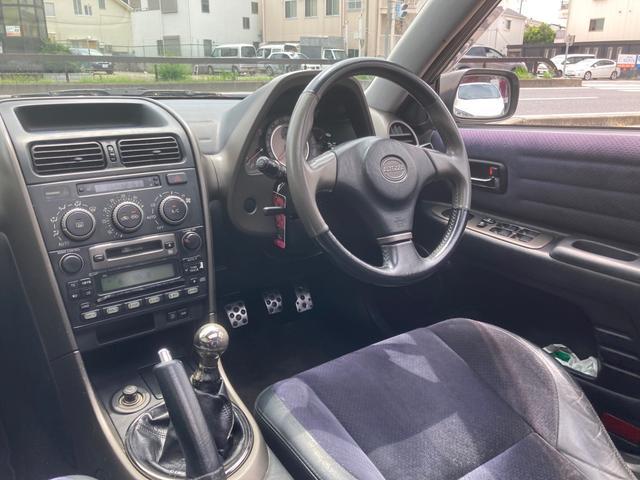 RS200 Lエディション Tベルウォポン各シール類交換 社外タコ足 ボンネット&天井カーボンステッカー WORK9.5JJ18インチアルミホイール 新品タイヤ 車高調 サンルーフ パワーシート 社外マフラー(8枚目)