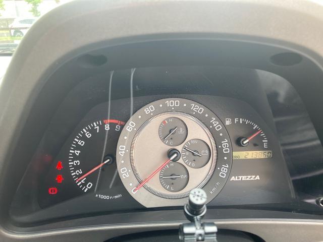 RS200 Lエディション Tベルウォポン各シール類交換 社外タコ足 ボンネット&天井カーボンステッカー WORK9.5JJ18インチアルミホイール 新品タイヤ 車高調 サンルーフ パワーシート 社外マフラー(12枚目)