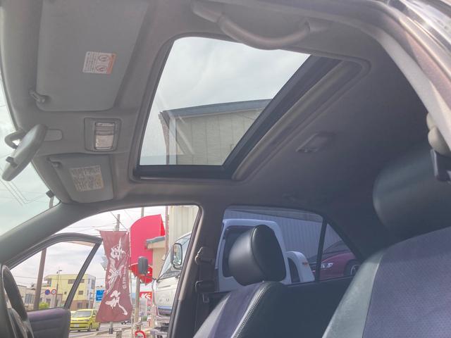 RS200 Lエディション Tベルウォポン各シール類交換 社外タコ足 ボンネット&天井カーボンステッカー WORK9.5JJ18インチアルミホイール 新品タイヤ 車高調 サンルーフ パワーシート 社外マフラー(22枚目)