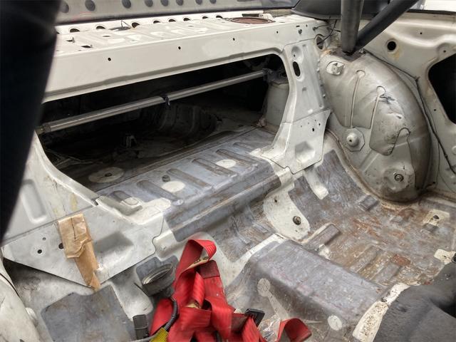 K's 車高調 デフ エアクリ マフラー 社外エキマニ オイルクーラー エレメント移動 前置インクラ 角目Hライト フルエアロ 強化クラッチ 前後オーバーフェンダー パワーFC 社外燃ポン 検査来年10月迄(15枚目)