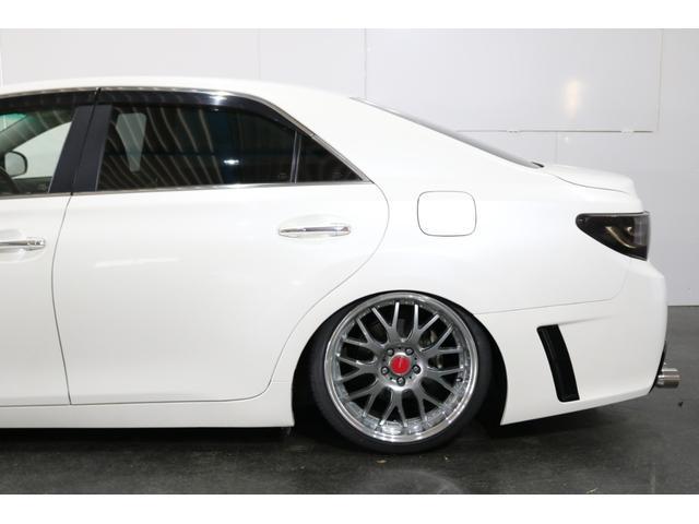 250G 後期RDS&G´s仕様 新車高調 新品ヘッドライト(12枚目)