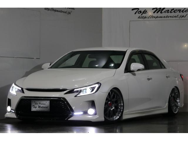 250G G´s仕様 新品車高調 新品ヘッドライト&テール(2枚目)