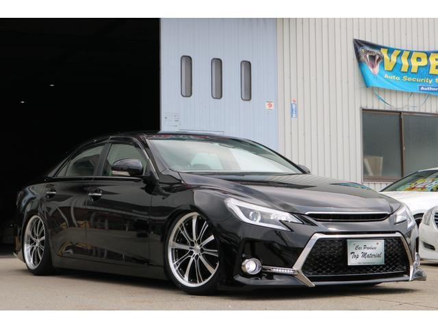 250G G´s仕様 新車高調 新品19AW 新ヘッドライト(15枚目)