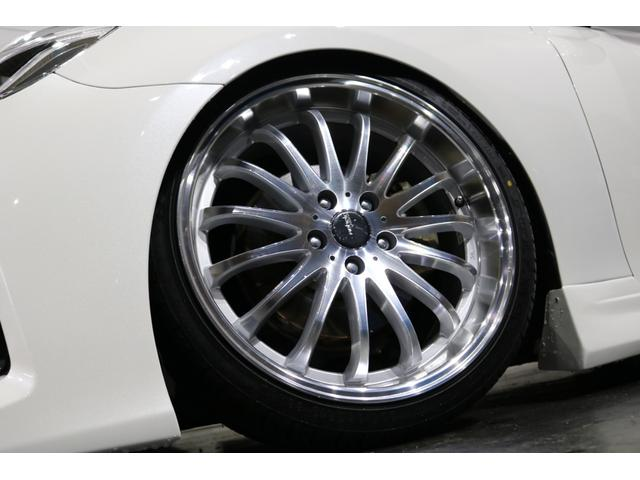 250G G´s仕様 新品車高調 カスタムヘッド 新19AW(9枚目)