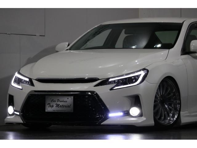 250G G´s仕様 新品車高調 カスタムヘッド 新19AW(14枚目)