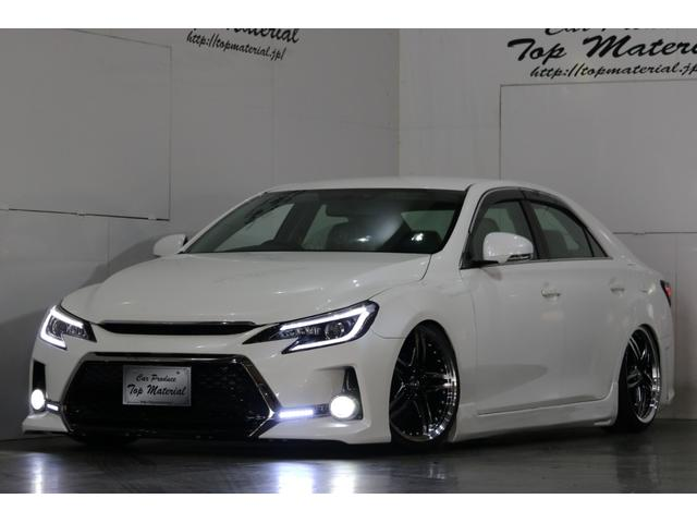 250G G´s仕様 新品車高調 カスタムヘッド 新19AW(2枚目)