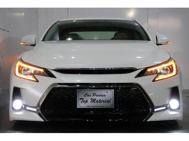 250G G´s仕様 新品車高調 カスタムヘッド 新19AW(7枚目)