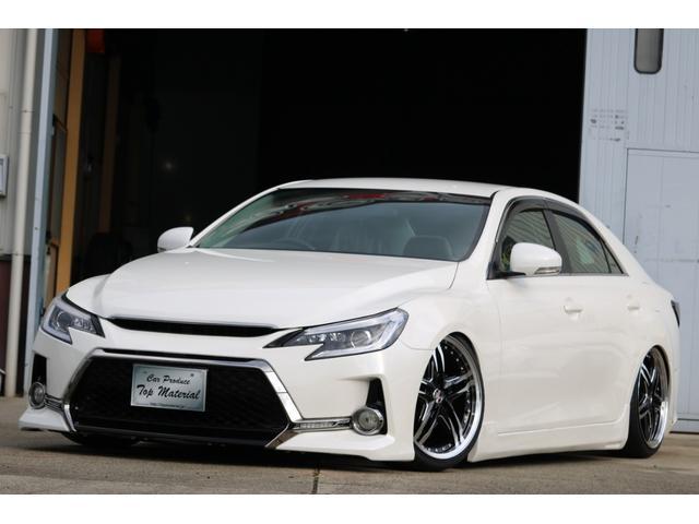 250G G´s仕様 新品車高調 カスタムヘッド 新19AW(10枚目)