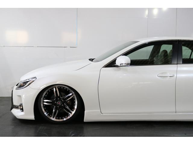 250G G´s仕様 新品車高調 カスタムヘッド 新19AW(13枚目)