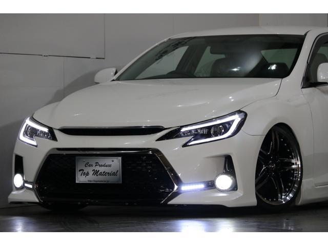 250G G´s仕様 新品車高調 カスタムヘッド 新19AW(16枚目)
