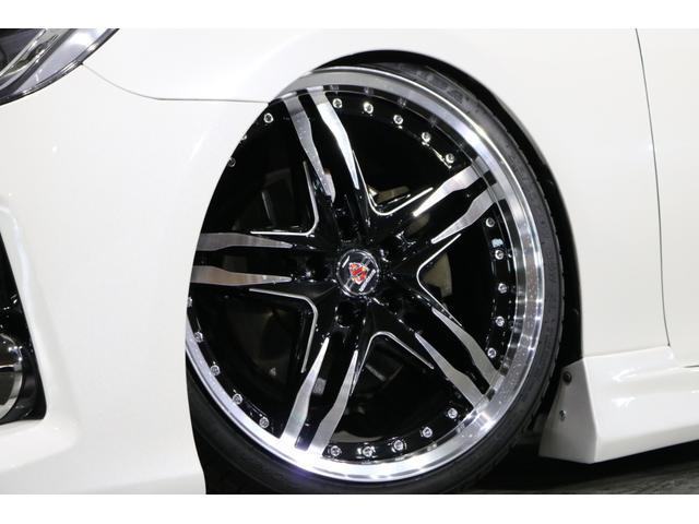 250G リラックスセレクション G´s仕様 新品フルタップ車高調 シーケンシャルウィンカーヘッド 新品19インチアルミ 新品タイヤ 4本出しマフラーカッター 新品LEDテール ナビ スマートキー 地デジTV バックカメラ(8枚目)
