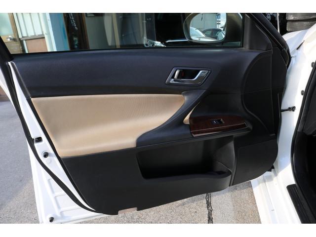 250G 前後G´s仕様 新品車高調 新品19インチアルミ 新品タイヤ 4本出しマフラーカッター ナビ 地デジTV ETC スマートキー パワーシート バックカメラ 全国保証対応 HIDヘッドライト(35枚目)