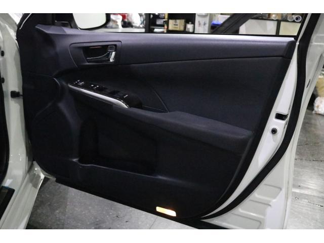 ハイブリッド Gパッケージ サンルーフ 後期スピンドルエアロバンパー 車高調 新品19インチアルミ 新品カスタムヘッドライト エンジンスターター バックカメラ ナビ 地デジTV スマートキー ETC パワーシート HIDライト(33枚目)