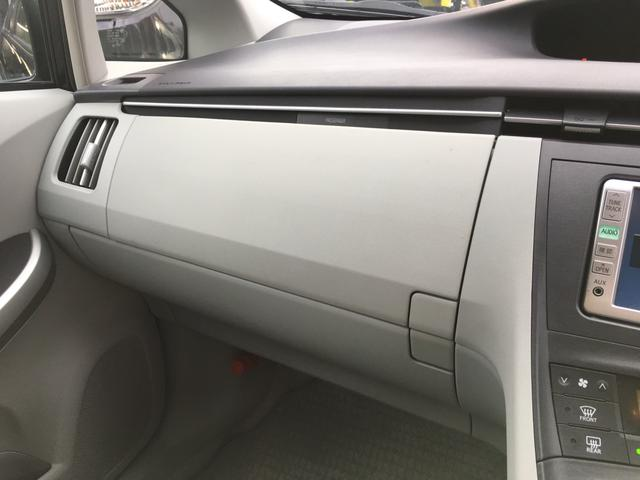 トヨタ プリウス S プッシュスタート 純正ナビETC オートライト