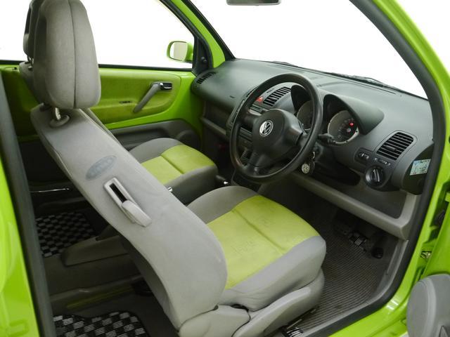 フォルクスワーゲン VW ルポ コンフォートパッケージ GTIホイール ローダウン ETC