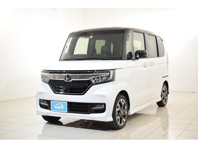 「ホンダ」「N-BOXカスタム」「コンパクトカー」「奈良県」の中古車6