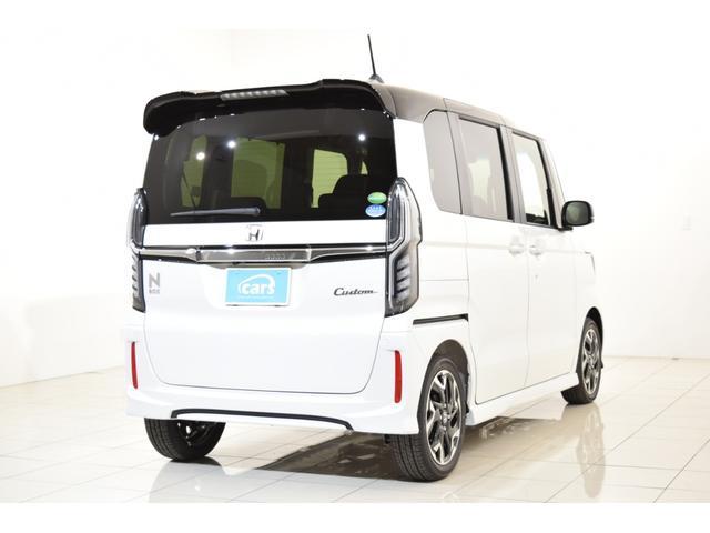 「ホンダ」「N-BOXカスタム」「コンパクトカー」「奈良県」の中古車9